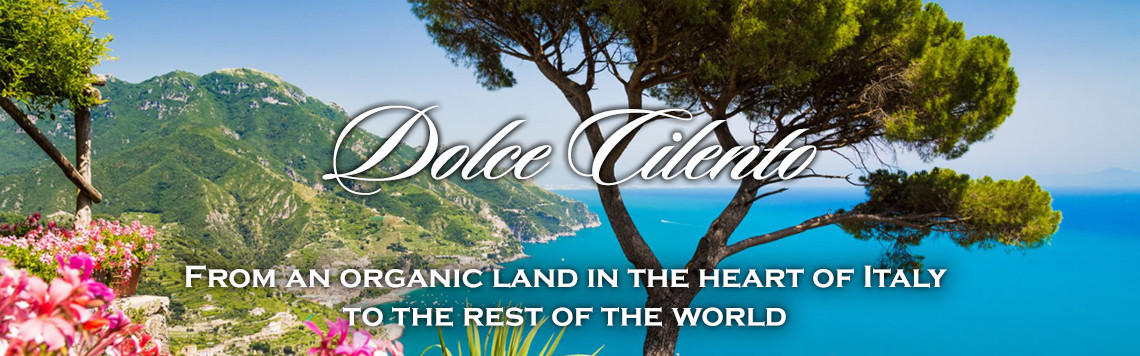 Dolce Cilento - From the heart of Italy to the rest of the world